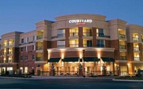 Courtyard Marriott in Franklin, TN
