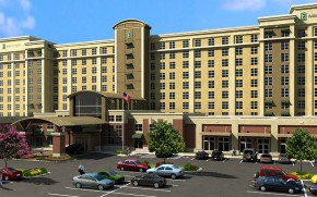 Embassy Suites in Hoover Alabama