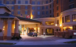 Hampton Inn in Saratoga Springs, NY