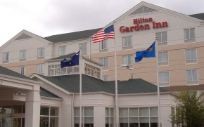 Hilton Garden Inn in Charleston, SC