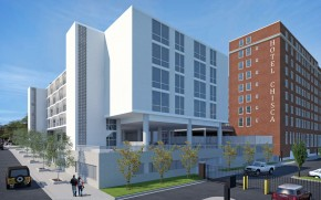 Hotel Chisca project memphis tennessee
